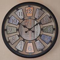 Необычные настенные часы (51х51х4 см.)