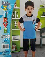 ZIRVE Футболка+капри детские 0760