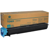 Тонер Konica Minolta TN-711C Cyan (голубой) для bizhub С654e/C754e/PRO C754e  (31 500 страниц, А4 @5%)