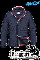 Мужская красивая осенняя куртка Braggart арт. 1077