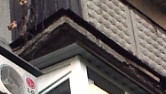 Независимая балконная крыша.