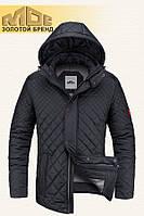 Мужская стильная осенняя куртка MOC арт. 035