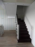 Деревянные лестницы на заказ в Киеве, фото 1