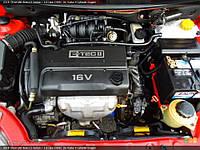 Двигатель шевроле авео 1.6 F16D3