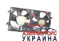 Вентилятор радиатора с диффузором Chery Amulet A11 (Чери Амулет А11) A15-1308010