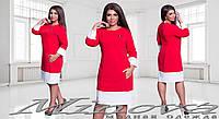 Женское платье ДН №424-1 от производителя по низкой оптовой цене