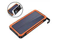 Зарядное устройство внешний аккумулятор Solar Powerbank 12 000