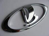 Эмблема решетки радиатора ВАЗ 2170 ПРИОРА на скотче (длина 14см) (пр-во АвтоВАЗ ОРИГИНАЛ)