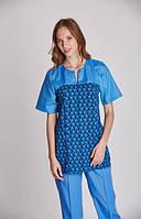 """Жіночий   медичний костюм  """"Фіалка""""(х/б)"""