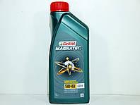 Масло моторное Castrol Magnatec 5w40 1л