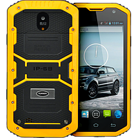 "Hummer H8, IP-68, GPS, 3G, 3000 мАч, 8 Mpx, 2 ядра, Android 4.4, IPS-дисплей 5""."