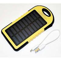 Зарядное устройство внешний аккумулятор PowerBank Solar 8000