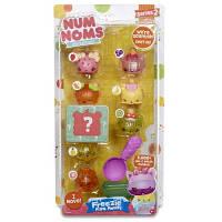 Набор ароматных игрушек NUM NOMS S2 - АРОМАТНАЯ ФЕЕРИЯ  (6 намов, 2 нома, с аксессуарами, в ассортименте)