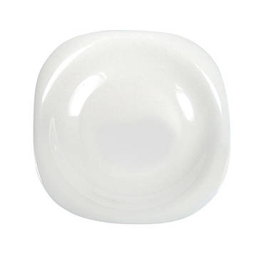 Тарілка порційна Luminarc Carine White 4454 19см