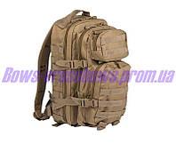 Рюкзак Mil-Tec Assault Pack L Koyote Койот 36 литров Германия