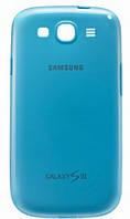 Чехол EFC-1G6WBECSTD для Samsung Galaxy S3 (i9300) и S3 Duos (i9300i) blue