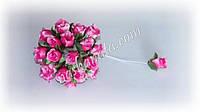 Розочка-мини, розовая.