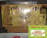 Комод пластиковый Еlif (Элиф), с рисунком серия PISA (Пиза), фото 4