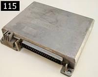 Электронный блок управления (ЭБУ) Renault Safran 2.2 12V 92-93г (J7T-761), фото 1
