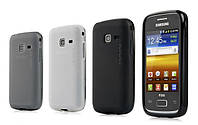 CapDase HC Soft Jacket 2 Xpose Samsung Galaxy Y Duos S6102 White