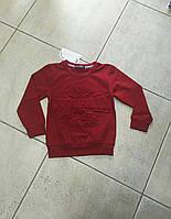 Красный реглан для мальчика в расцветках