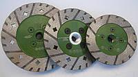 Алмазный диск на фланце для резки и шлифовки гранита MULTI 2/1 Turbo 125x3,0x8,5x24/M14F