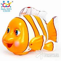 Игрушка Huile Toys Рыбка клоун 998, фото 3