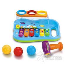 Игрушка Huile Toys Ксилофон 856