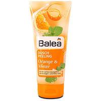 Balea душ пилинг апельсин и мята Körperpeeling Orange & Minze 200мл