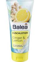 Balea лосьен для душа Имбирь лимон Cremedusche Lotion Ginger & Lemon 250мл