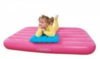 Надувной матрас с подушкой для детей Intex 88х157х18 см (66801)