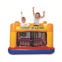 Надувной детский игровой центр - батут Intex  48260  Playhouse