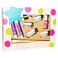 Luna Star Naturals, Klee Girls, набор натуральной минеральной косметики, полный комплект, набор из 7 предметов