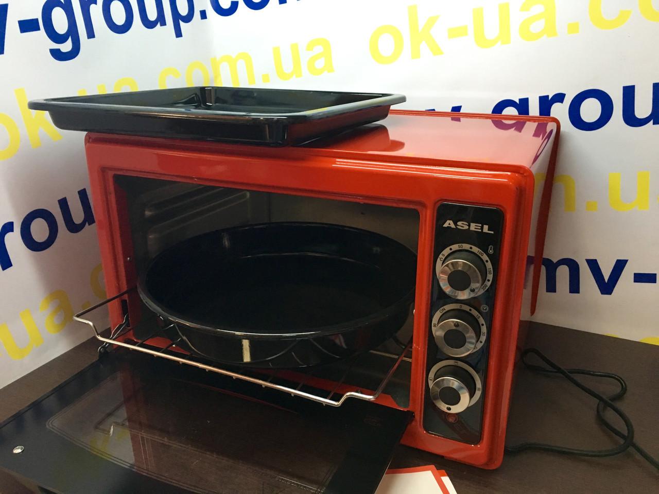 электродуховка asel красная инструкция