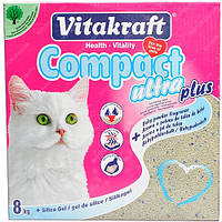 Песок Vitakraft Compact Ultra Plus, 8кг