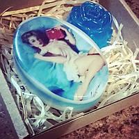 Набор подарочный мыло ручной работы Фантазия