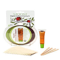 Moom, Organic Eyebrow Shaping Kit, 0.6 oz (18 g)