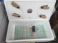 Инкубатор бытовой Цыпа 100 яиц с механ переворотом