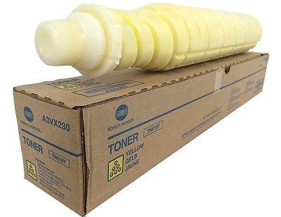 TN619Y Тонер Konica Minolta Yellow (желтый) для bizhub PRESS C1060/C1070/C1070P (71 000 стр. А4 @5%)
