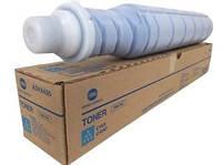 TN619C Тонер Konica Minolta Cyan (голубой) для bizhub PRESS C1060/C1070/C1070P (78 000 стр. А4 @5%)