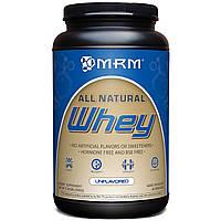 Сывороточный протеин, (Whey), MRM, 920 г