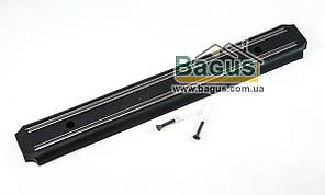 Магнитная планка для ножей 33 см черная Empire (EM-9752)