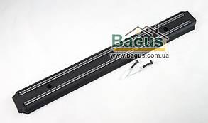 Магнитная планка для ножей 38 см черная Empire (EM-9751)