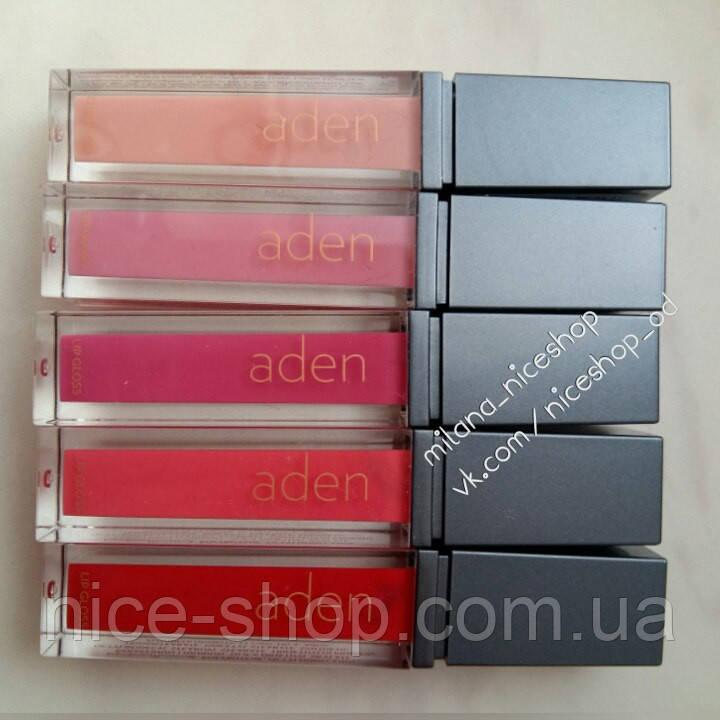 Блеск для губ Aden №05, фото 2