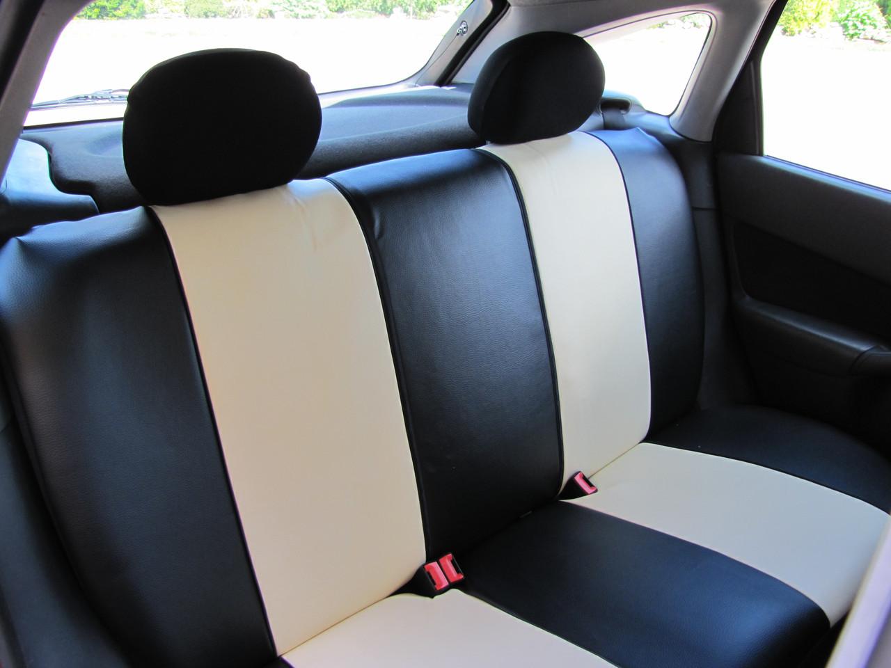 Чехлы на авто разные цвета из экокожи универсальные ... - photo#20