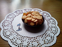 Шоколадные чипсы (монеты) Оранжевые 500 грамм