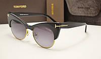 Женские солнцезащитные очки Tom Ford 0387 черный цвет