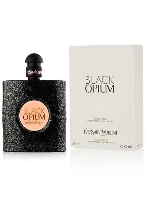90 мл Тестер  Black Opium Yves Saint Laurent (ж)
