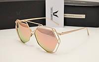 Солнцезащитные очки Gentle Monster 2240 розовая линза, фото 1