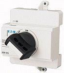 113168 Поворотна рукоятка на вимикач BZM1-XDV EATON